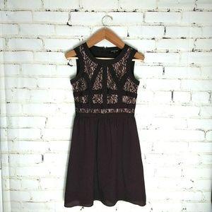 GIANNI BINI ◾ Lace Midi Dress